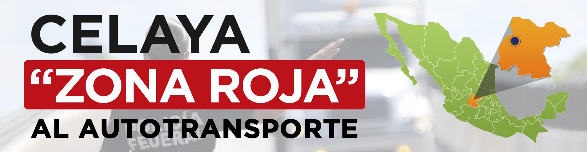 Robo al autotransporte de carga
