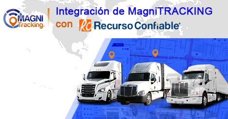 Integración MagniTracking con Recurso Confiable
